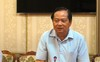 Cựu Phó Chủ tịch UBND TP.HCM Nguyễn Hữu Tín bị khởi tố