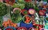 Rau củ quả, không đơn thuần chỉ có chất dinh dưỡng