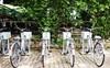 QTSC triển khai hệ thống xe đạp thông minh