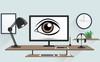 4 cách bảo vệ mắt trước máy tính, bức xạ điện từ