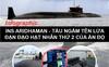 Sức mạnh tàu ngầm tên lửa đạn đạo hạt nhân của Ấn Độ