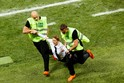 Lực lượng quản lý trận chung kết World Cup 2018 bị phạt
