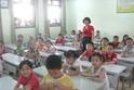 Hà Nội: Chen chúc 70 bé trong một lớp
