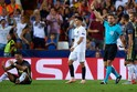 Thẻ đỏ của Ronaldo: Trọng tài bị 'ảo giác'