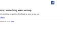 Facebook và Messenger gặp sự cố trên diện rộng