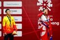 Kém Om Yun Chol 7 kg, Thạch Kim Tuấn đoạt HCB Asiad 18