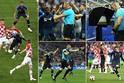 Quyết định thổi Penalty cho Pháp thật đáng kinh tởm và hổ thẹn