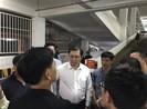 Chủ tịch Đà Nẵng thị sát, chỉ đạo kiểm tra chung cư HAGL
