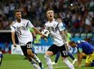Khi Đức chơi 'năm cầu' và lo bị loại ngay sau vòng bảng