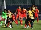 Trung Quốc đánh bại Malaysia, xác định 4 cặp tứ kết