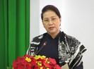 Chủ tịch Quốc hội nói về hai tin vui cho TP Cần Thơ