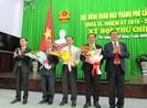 HĐND TP Cần Thơ bầu và miễn nhiệm nhiều nhân sự