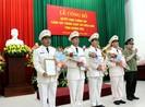 Khánh Hòa: Ra mắt Cảnh sát phòng cháy chữa cháy