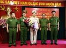 Đại tá Trần Ngọc Hà giữ chức Cục trưởng Cục Cảnh sát hình sự