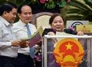 TP Hà Nội công bố kết quả lấy phiếu tín nhiệm