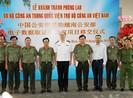 Trung Quốc viện trợ Bộ Công an Việt Nam lắp đặt phòng LAB