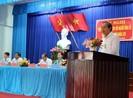 Phó Thủ tướng Trương Hoà Bình tiếp xúc cử tri Long An