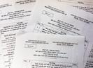 Điều tra vụ tố 'mua bán đề thi công chức'