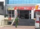 Hiện trường vụ cướp tiệm vàng ở Đồng Nai