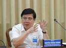 Chủ tịch UBND TP.HCM yêu cầu rà soát các dự án chậm tiến độ