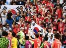 Những 'nhà vô địch' Hàn Quốc trở về Seoul