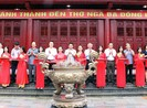 Tỉnh Hà Tĩnh tổ chức khánh thành đền thờ ngã ba Đồng Lộc