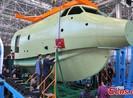 Trung Quốc lắp ráp thủy phi cơ 'khủng' nhất thế giới