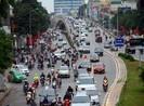 Cấm nhiều xe vào Hà Nội giờ cao điểm?