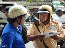TP.HCM: Ngày đầu ra quân xử phạt hành chính theo Nghị định 46
