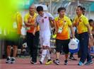 Hùng Dũng chia tay Asiad 18, Olympic Việt Nam thiệt hại nặng