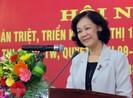 Đoàn kiểm tra của Bộ Chính trị làm việc tại Phú Yên