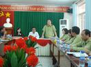 Lãnh đạo Tổng cục Quản lý thị trường làm việc với Bình Phước