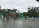 Hàng trăm học sinh Đà Nẵng phải nghỉ học do mưa lớn