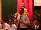 Phó Thủ tướng Vương Đình Huệ hát 'Câu đợi câu chờ' tặng sinh viên