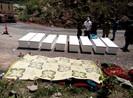 Chùm ảnh: Kinh hoàng vụ nổ xe khách ở Lào, 8 người Việt tử vong
