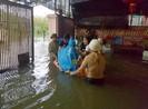 Nghệ An mưa lớn, sơ tán dân khẩn cấp, học sinh nghỉ học