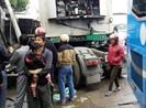 Tai nạn khủng khiếp ở Hà Tĩnh: 3 người thương vong