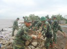 Tiền Giang: Sơ tán hàng ngàn hộ dân tránh bão số 9