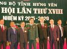 Chùm ảnh: Đại tướng Phùng Quang Thanh dự ĐH Đảng bộ tỉnh Hưng Yên
