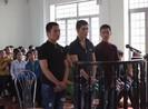 Nhóm thanh niên áp tải người ra rẫy đánh hội đồng hầu tòa