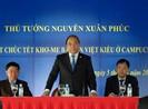 Thủ tướng Nguyễn Xuân Phúc thăm kiều bào ở Siêm Riệp