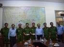 Thành ủy TP.HCM khen thưởng PC46 phá án lừa đảo