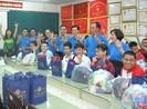Novaland tặng quà đến trẻ em dịp Tết trung thu