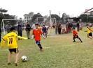 Clip: Cậu bé ở Hà Tĩnh đi bóng vi diệu như Messi