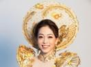 Phương Nga sẽ mặc 'quốc phục Ngũ phụng tề phi' tại Miss Grand
