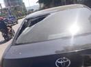 Hàng loạt ô tô người dân Đà Nẵng bị kẻ xấu đập phá