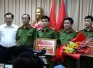 Ông Huỳnh Đức Thơ thưởng nóng một vụ phá án ma túy