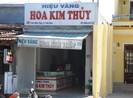 Dùng búa cướp tiệm vàng ở Quảng Nam