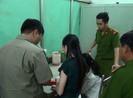 Cảnh sát hình sự trấn áp tội phạm đứng sau mại dâm