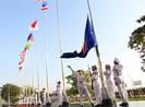 TP.HCM: Lễ Thượng cờ ASEAN nhân dịp thành lập Cộng đồng ASEAN
